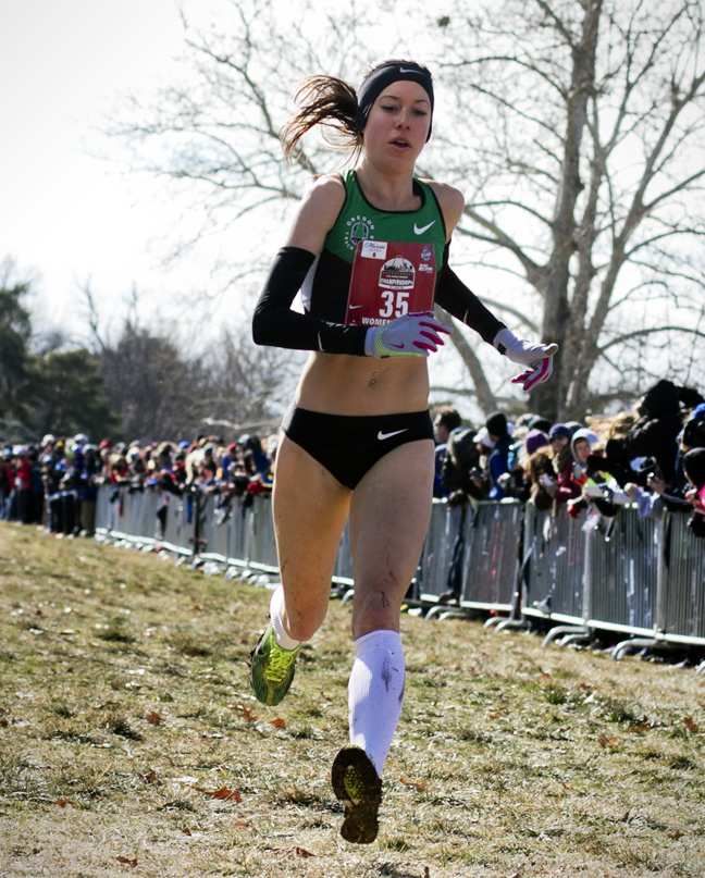 Infeld at USAXC13