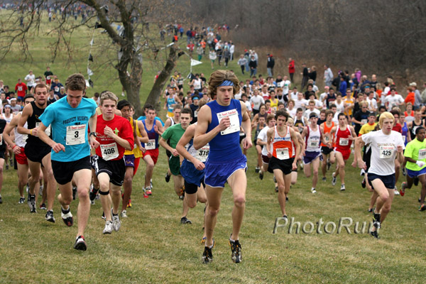 2006 FootLocker Midwest Cross Country Kenosha, WI   November 26,
