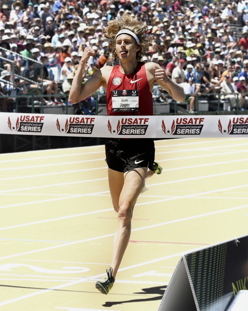 Jager Wins 2014 US Title