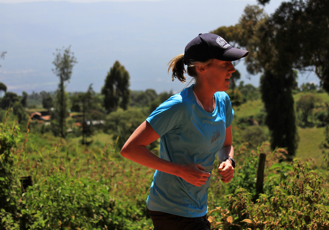 Michelle Sikes Over the Rift Valley