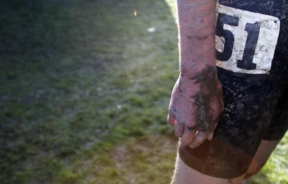 NXN Post-Race Mud