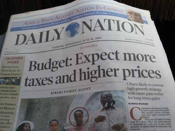 Kenyan Economic News