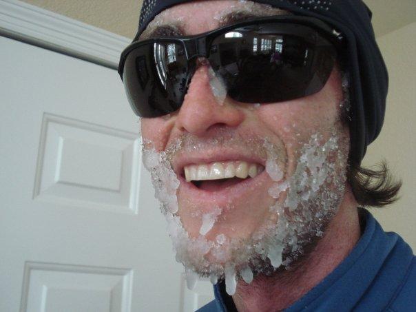 Brent Vaughn Ice Beard