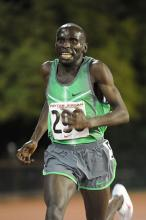 Boaz Cheboiywo. Photo courtesy of eliterunning.com.